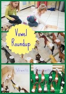 Vowel Round Up
