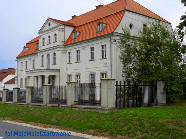 Pałac w Proszkówce woj. dolnośląskie - CZYTAJ DALEJ