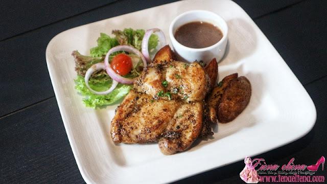 Grilled Chicken Chop RM13.90