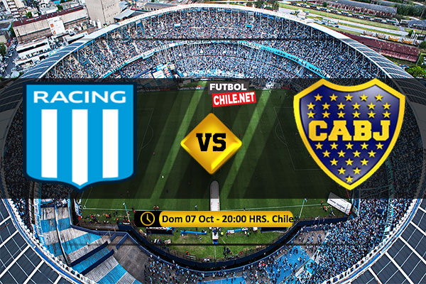 Mira Racing vs Boca Juniors  en vivo y online por la Superliga Argentina