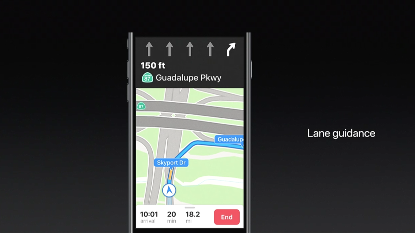 apple maps wwdc 2017
