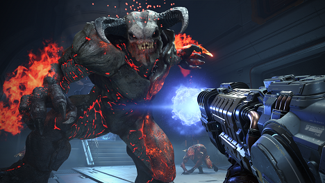 Doom Eternal Gameplay & Multiplayer Trailers