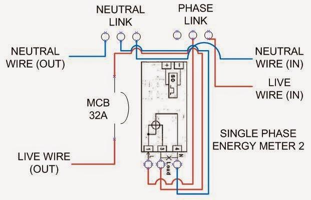 single phase electric meter wiring diagram single phase electric motor wiring electricity theft detection metering system: week 5