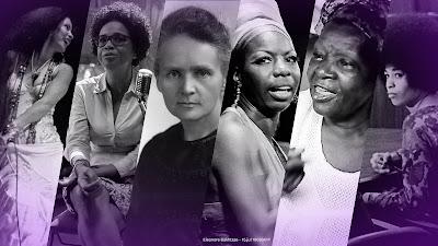 Mulheres presentes na programação do Curta! e Curta!On (Foto: Divulgação/Curta!)
