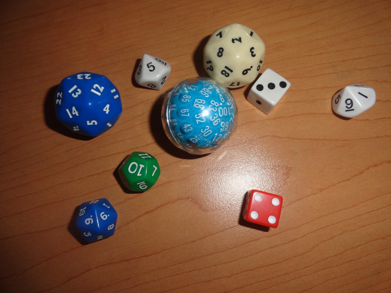 Adventures In Third Grade Dice Probability
