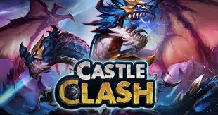 لعبة Castle Clash موارد و مجوهرات لانهائية اخر إصدار للأندرويد و الايفون