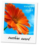 PREMIO SUNSHINE AWARD!