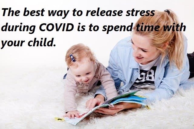 spend time with your child