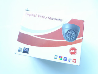 Digital Video Recorder CCTV DVR In One Kamera Pengintai Portable MicroSD