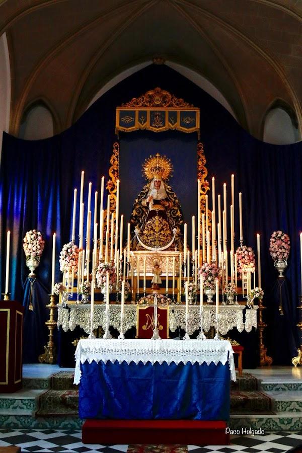 Horario e Itinerario Traslado de regreso de las Hermandades a sus templos hoy en Jerez de 23 de Junio del 2019