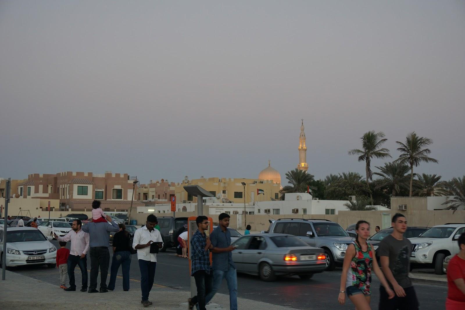 ジュメイラ・ビーチ(Jumeirah Beach)