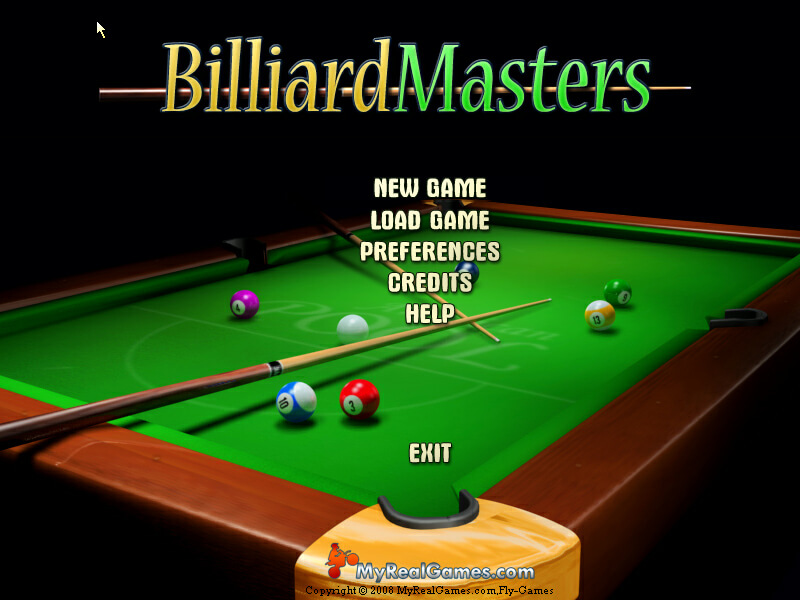 تحميل لعبة Billiard Masters