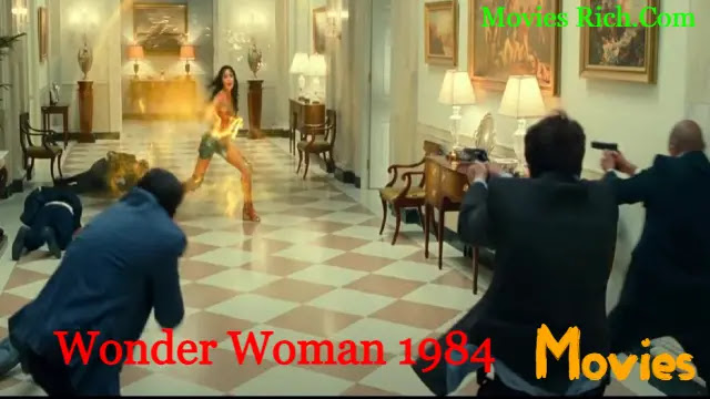 Wonder Woman 1984 Online Watch Movie Review