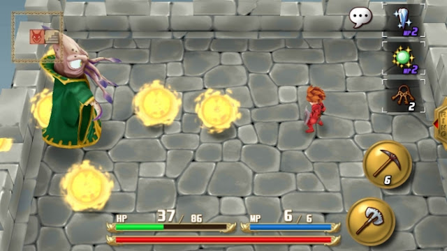 JRPG on Apple iPhone
