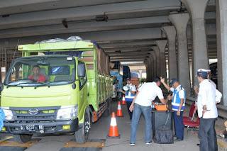 Mengenal Timbangan Truck Sistem Weight In Motion (WIM) Untuk Mendeteksi Truck ODOL