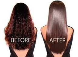 keratin treatment or how to repair your hair