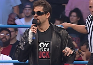 WCW Mayhem 2000 - Mancow was a thing