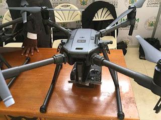 MEDICAL DRONES TAKE OFF 2ND QUARTER