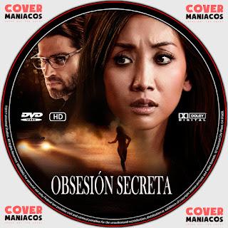 GALLETA LABEL SECRETA OBSESION-Secret Obsession 2019[COVER DVD]