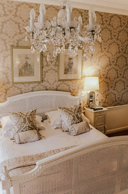 Rushton Hall Hotel State Room Bridal Suite