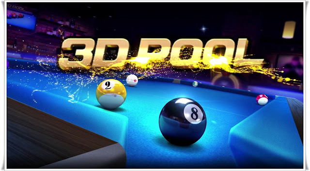 3D-Pool-Ball-Logo