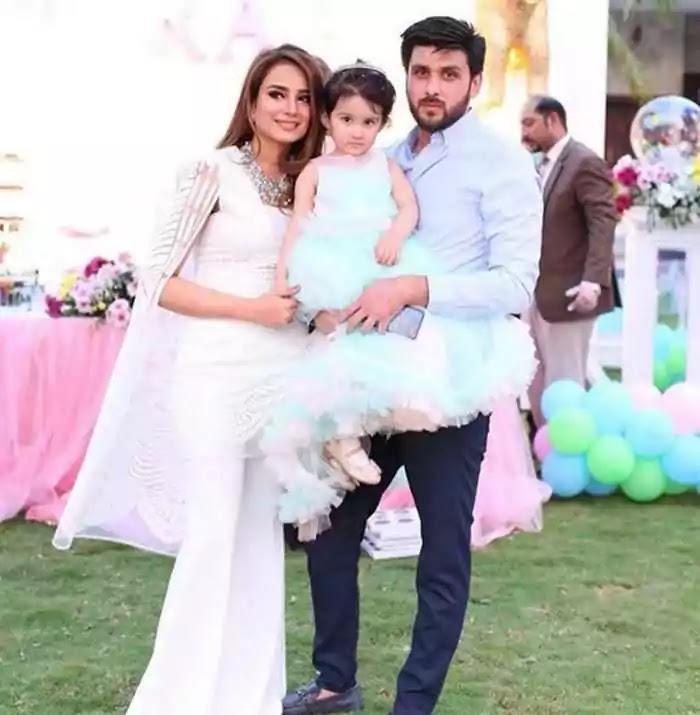 Throwback Pics of Alyzeh Gabol First Husband