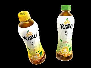 Minuman Segar dan Menyehatkan Yuzu