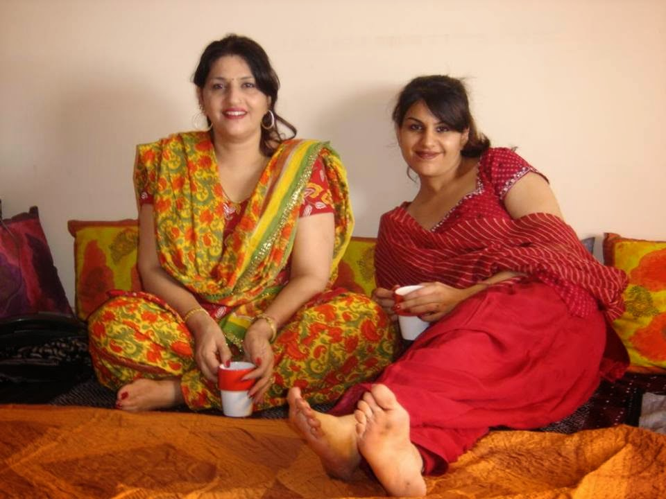 Pakistani Local Hot Fat Aunties Bold Pictures - Beautiful -6773