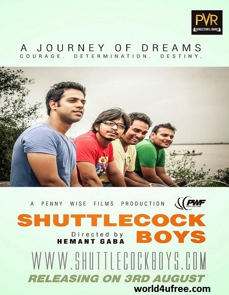 Shuttlecock Boys 2011 720p WebRip 950mb
