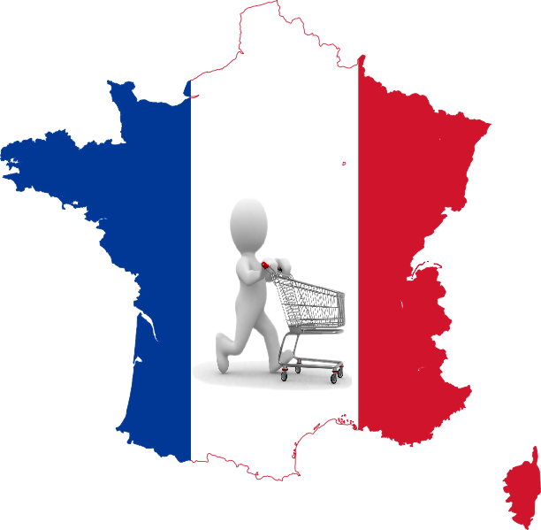 Best Online Shopping Sites List in France, Europe