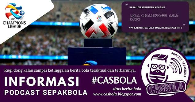 jadwal liga champions asia 2020