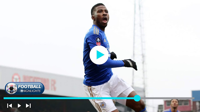 Brentford vs Leicester City – Highlights