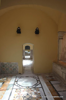 Acre, Hamam al Basha, Museum