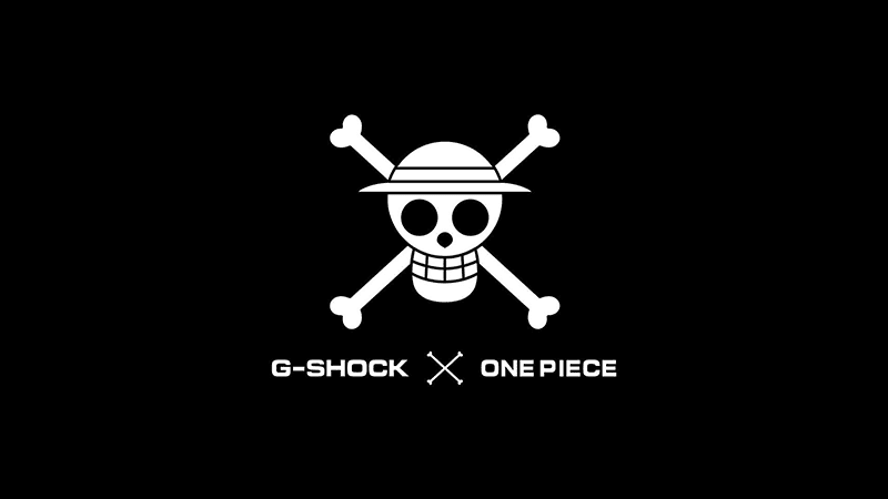 Just in! CASIO G-SHOCK teases collaboration with One Piece!