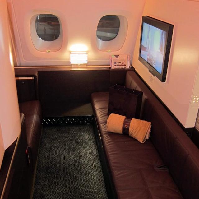 الاتحاد للطيران - لوس أنجلوس إلى أبو ظبي