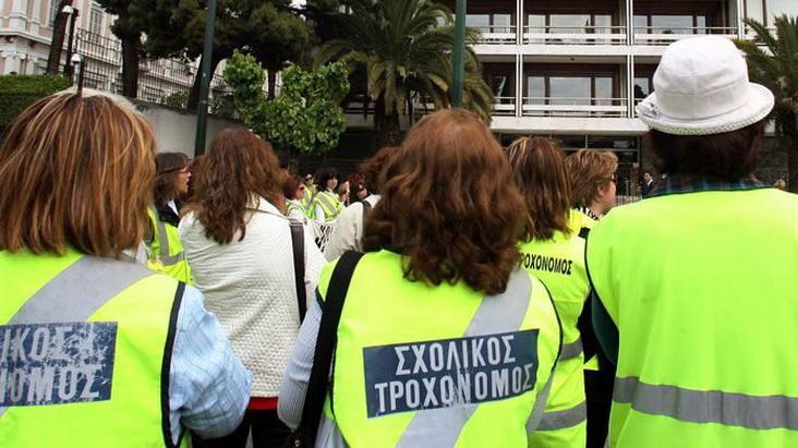 Στο πλευρό των Σχολικών Τροχονόμων η Ομοσπονδία Γονέων και Κηδεμόνων Αν. Μακεδονίας - Θράκης
