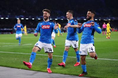 ملخص واهداف مباراة نابولي وبينفينتو (2-1) الدوري الايطالي