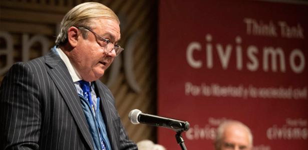 Miguel Ángel Belloso, Premio Sociedad Civil 2019