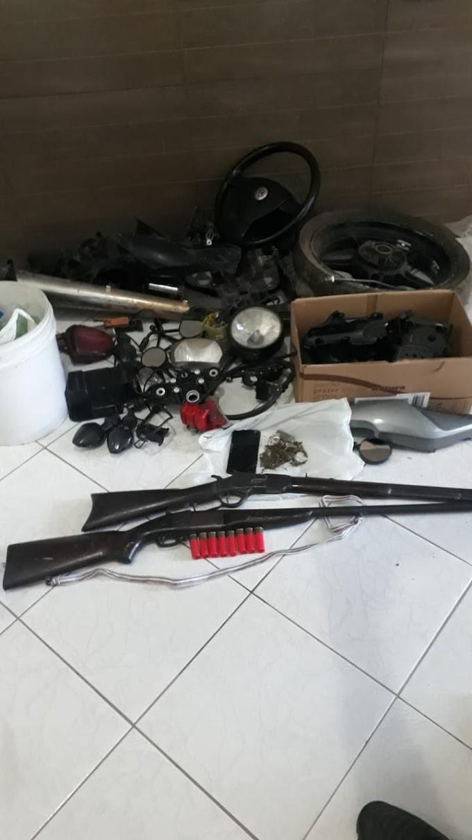 Polícias Civil e Militar realizam Operação Policial em São José de Piranhas e Aguiar