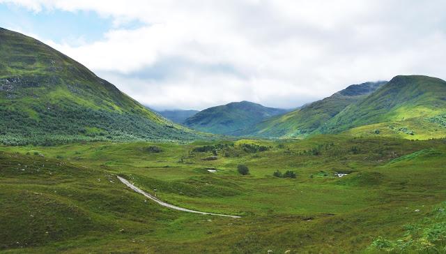 Senderismo Escocia
