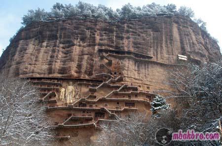 rumah gua yaodong