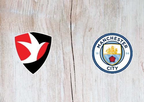 Cheltenham Town vs Manchester City -Highlights 23 January 2021