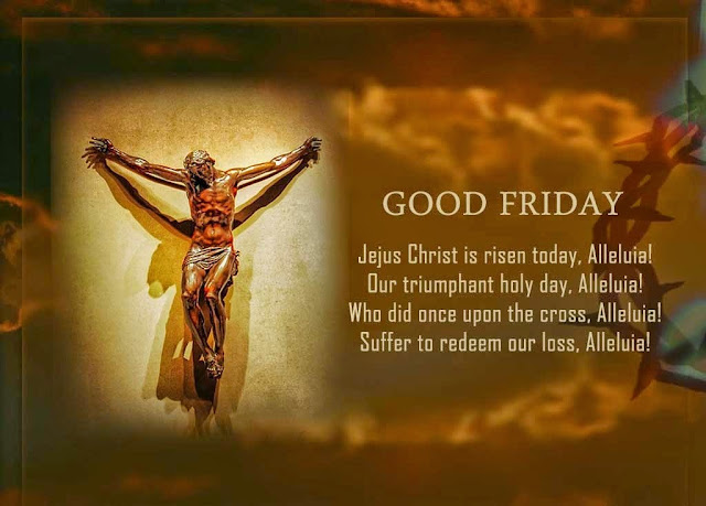 Good Friday SMS in Hindi