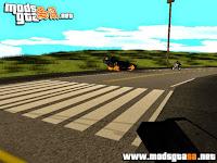 Ruas e Estradas Brasileiras para GTA San Andreas