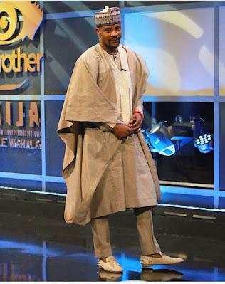 Latest Ebuka Agbada Styles