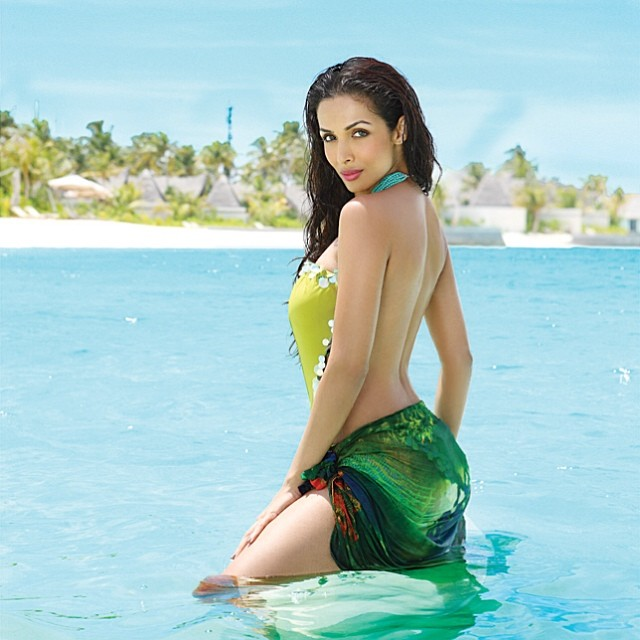 Updated Malaika Arora Khan Bikini Images 2016