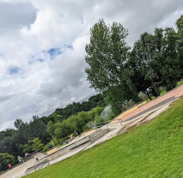 Preston Park Skate Park