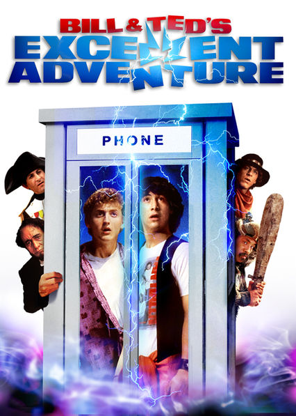 Bill & Ted's Excellent Adventure (1989) Full HD 1080p Latino – CMHDD