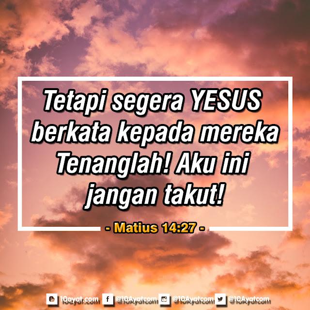 Matius 14:27