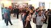 Paguyuban Tosan Aji Baruklinting Ambarawa Semarang Gelar Pameran Tosan Aji Tuwin Sarasehan Budaya